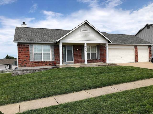 1135 Sunny Ridge Drive, O'Fallon, MO 63366 (#20036118) :: The Becky O'Neill Power Home Selling Team