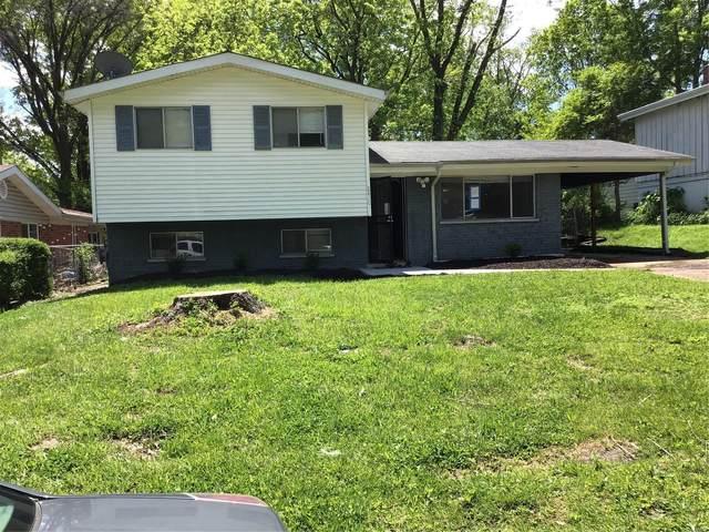 8410 Oak Drive, St Louis, MO 63121 (#20036149) :: Kelly Hager Group | TdD Premier Real Estate