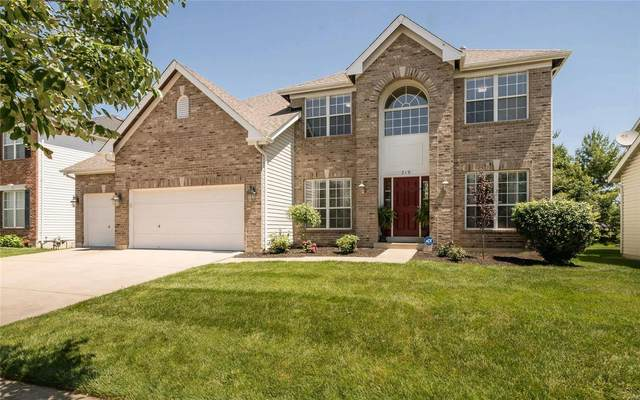 219 Fairway Green, O'Fallon, MO 63368 (#20036202) :: Parson Realty Group