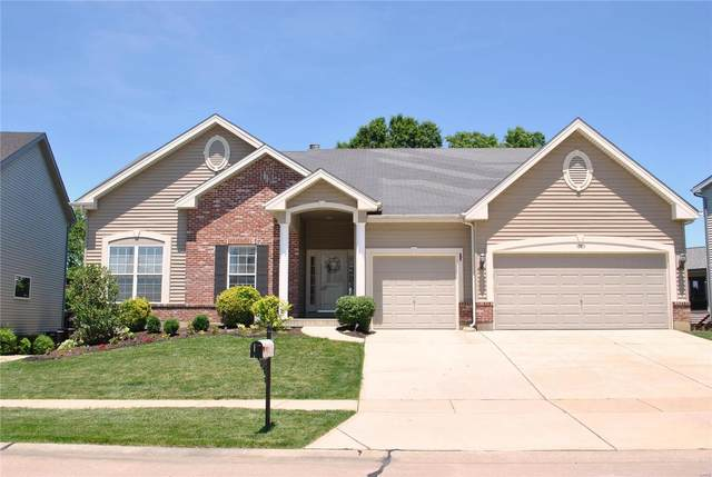 1085 Hawkins Bend, Fenton, MO 63026 (#20036221) :: The Becky O'Neill Power Home Selling Team
