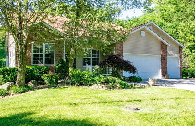 5712 State Route 162, Glen Carbon, IL 62034 (#20036229) :: The Becky O'Neill Power Home Selling Team
