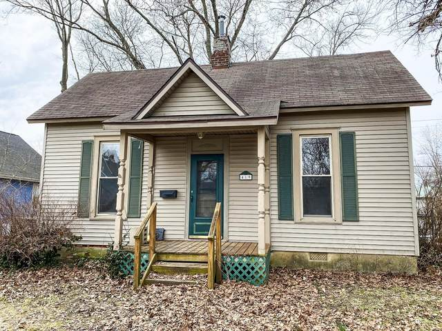 419 N Locust Street, Greenville, IL 62246 (#20036231) :: The Becky O'Neill Power Home Selling Team