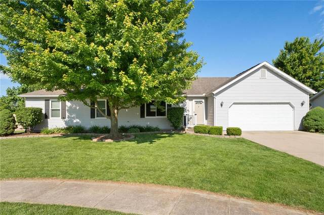 205 Derrick Drive, O'Fallon, IL 62269 (#20036244) :: Tarrant & Harman Real Estate and Auction Co.