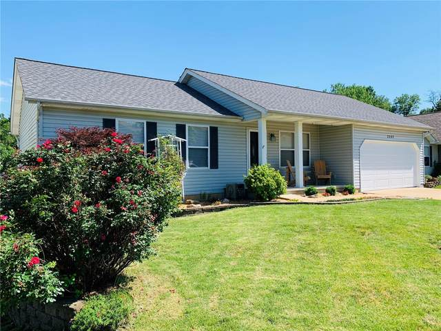 2267 Sonora Drive, Arnold, MO 63010 (#20036268) :: Clarity Street Realty