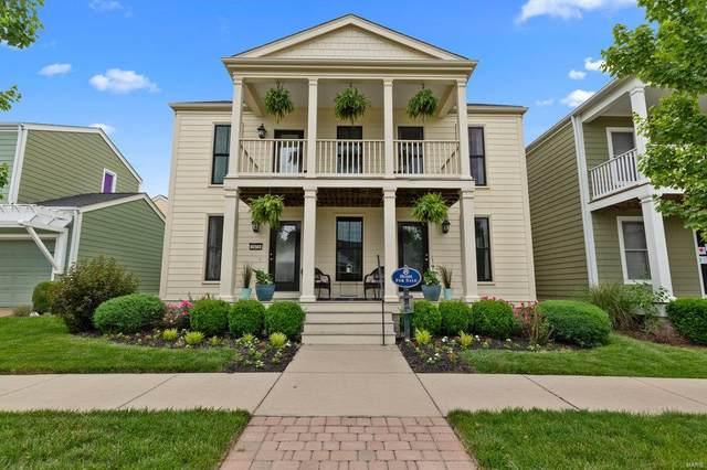 3478 Wainwright Street, Saint Charles, MO 63301 (#20036284) :: The Becky O'Neill Power Home Selling Team