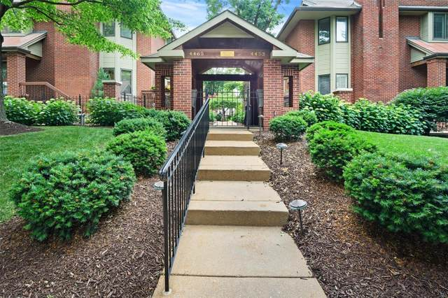 4465 W Pine #20, St Louis, MO 63108 (#20036300) :: Parson Realty Group