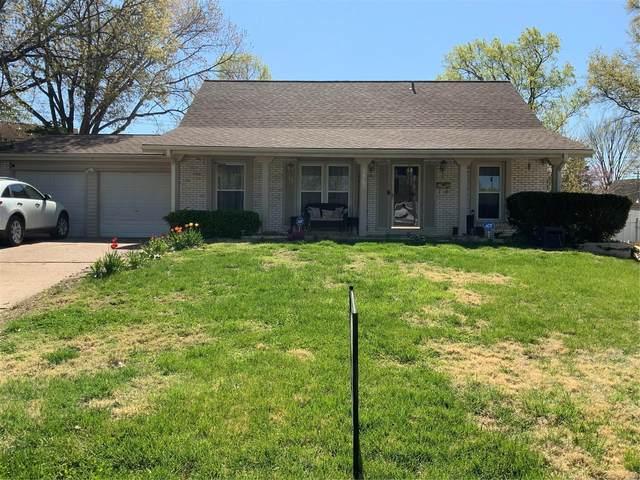 1860 Arundel Drive, Florissant, MO 63033 (#20036308) :: Kelly Hager Group | TdD Premier Real Estate