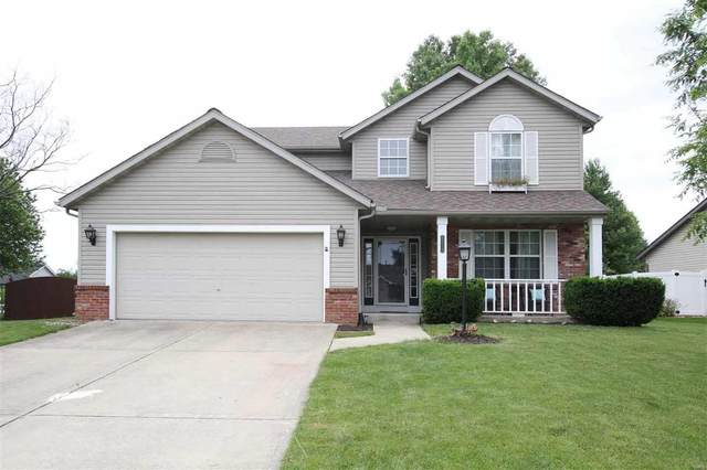 2712 Cabin Creek, Edwardsville, IL 62025 (#20036313) :: RE/MAX Vision