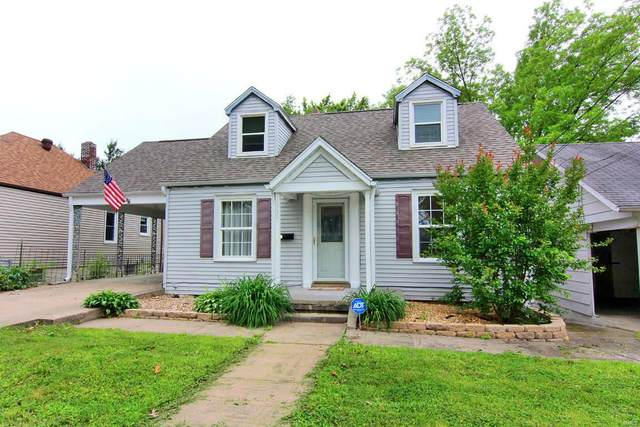 1739 Dunklin Street, Cape Girardeau, MO 63701 (#20036318) :: RE/MAX Professional Realty