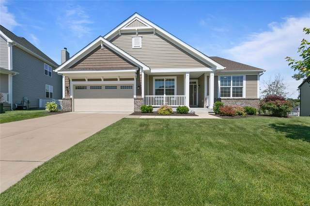 707 Tinsley, Cottleville, MO 63304 (#20036325) :: St. Louis Finest Homes Realty Group