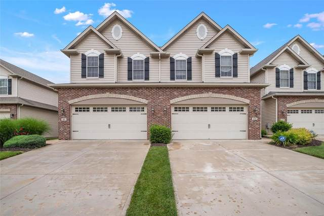 116 Carnoustie Court, Saint Charles, MO 63301 (#20036335) :: Parson Realty Group