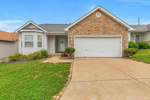 1658 Chapman Court, Saint Charles, MO 63303 (#20036342) :: The Becky O'Neill Power Home Selling Team