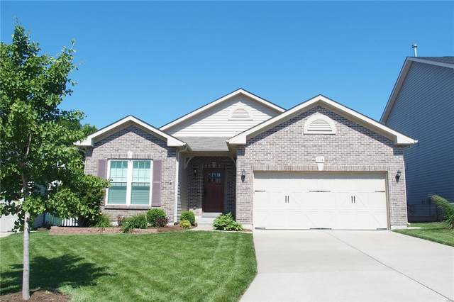 104 Siena Drive, Saint Peters, MO 63376 (#20036346) :: Kelly Hager Group | TdD Premier Real Estate