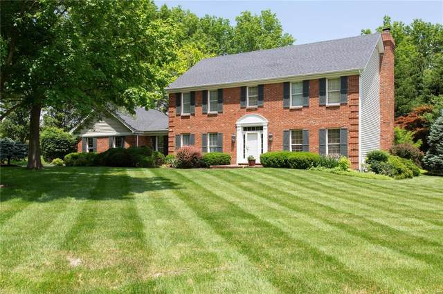 2204 Kehrsglen Court, Chesterfield, MO 63005 (#20036348) :: The Becky O'Neill Power Home Selling Team