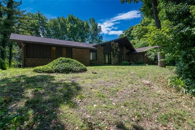 33 Briarcliffe Drive, Collinsville, IL 62234 (#20036359) :: RE/MAX Vision