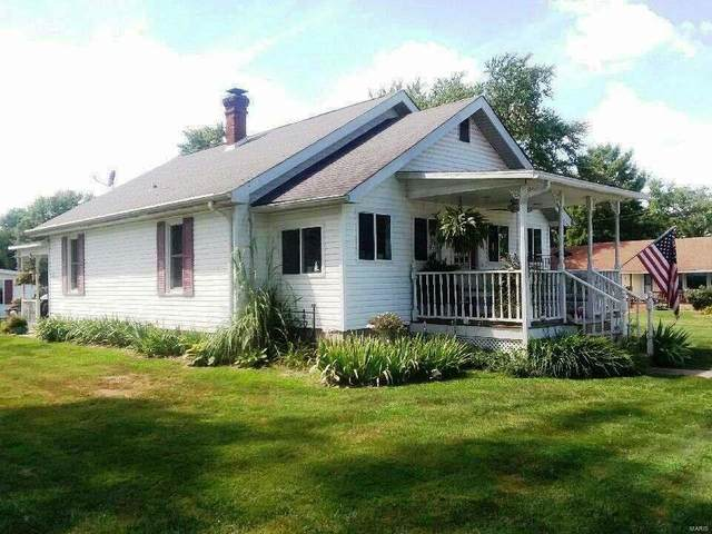 201 S Church Street, MULBERRY GROVE, IL 62262 (#20036386) :: The Becky O'Neill Power Home Selling Team