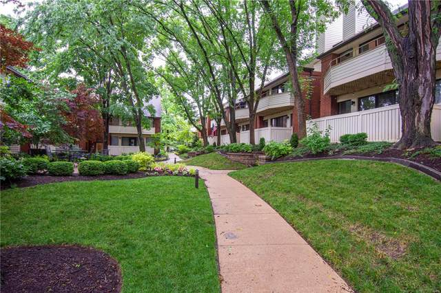 5579 Waterman Boulevard C, St Louis, MO 63112 (#20036388) :: Realty Executives, Fort Leonard Wood LLC