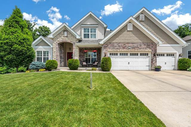 112 Desert Willow Court, Wentzville, MO 63385 (#20036402) :: Sue Martin Team