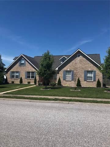 923 Brookdale Court, O'Fallon, IL 62269 (#20036428) :: Tarrant & Harman Real Estate and Auction Co.