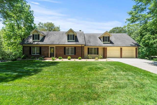 1321 Kenwood Drive, Cape Girardeau, MO 63701 (#20036481) :: RE/MAX Professional Realty