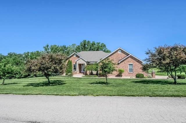 321 Brook Crest Court, Troy, MO 63379 (#20036505) :: Sue Martin Team
