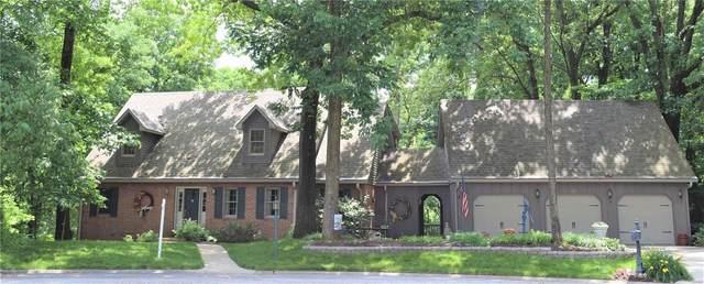 29 Forest Glen Drive, Belleville, IL 62223 (#20036509) :: Clarity Street Realty