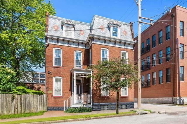 2117 S 13th Street, St Louis, MO 63104 (#20036513) :: Parson Realty Group