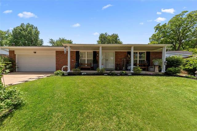 14295 Mondoubleau Lane, Florissant, MO 63034 (#20036521) :: The Becky O'Neill Power Home Selling Team