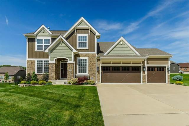 102 Godding Court, Wentzville, MO 63385 (#20036523) :: Sue Martin Team