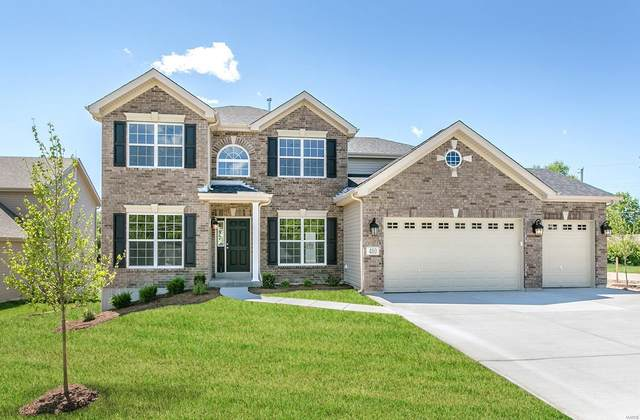 1289 Harvester Drive, Chesterfield, MO 63005 (#20036535) :: Kelly Hager Group | TdD Premier Real Estate