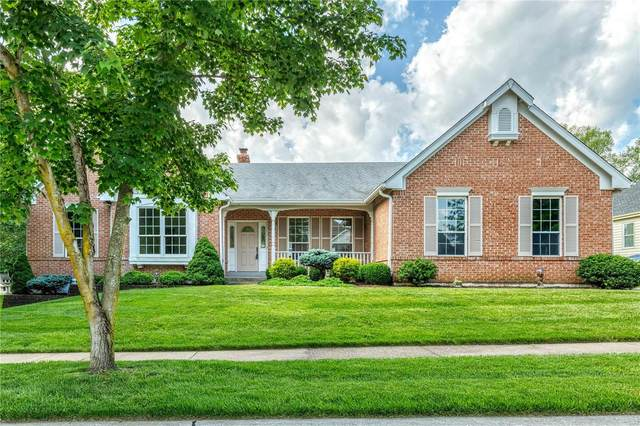 1252 Hillcrest Field Drive, Chesterfield, MO 63005 (#20036536) :: The Becky O'Neill Power Home Selling Team