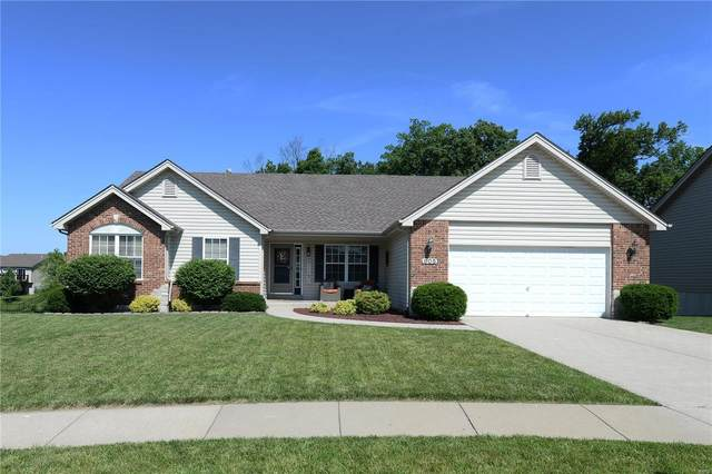 605 Courageous Lane, Wentzville, MO 63385 (#20036538) :: Kelly Hager Group | TdD Premier Real Estate