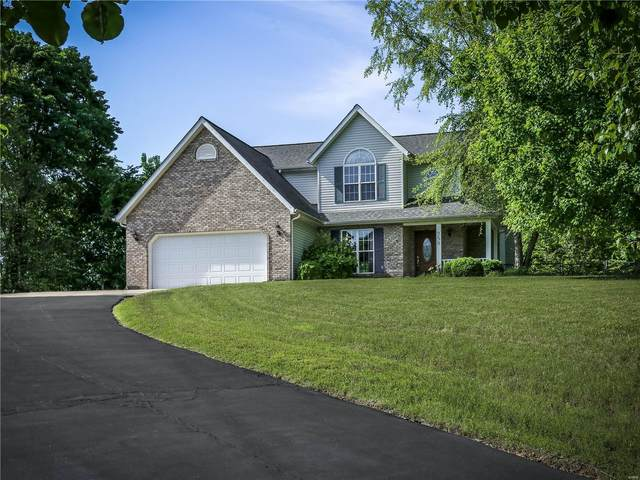 258 Circle Drive, Fairview Heights, IL 62208 (#20036543) :: Walker Real Estate Team