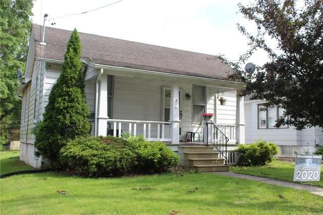 918 Mcclintock Avenue, Belleville, IL 62220 (#20036549) :: RE/MAX Vision
