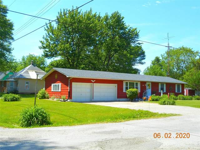 502 North Street, WITT, IL 62094 (#20036570) :: Parson Realty Group