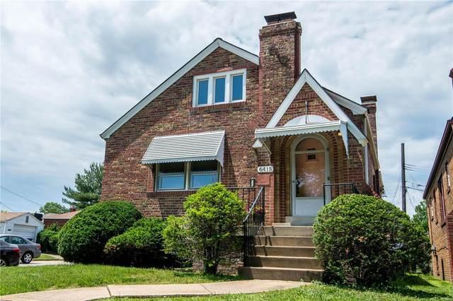 6415 East Court, St Louis, MO 63116 (#20036589) :: Sue Martin Team