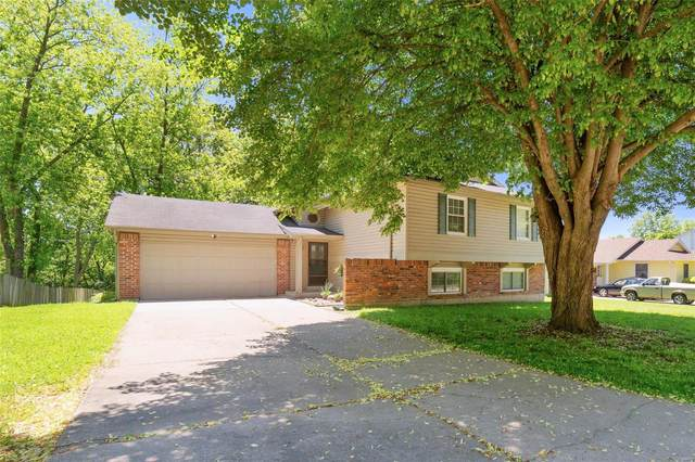 4128 Providence Drive, Saint Charles, MO 63304 (#20036613) :: The Becky O'Neill Power Home Selling Team