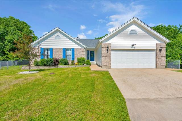 4400 Raven Point, High Ridge, MO 63049 (#20036618) :: Sue Martin Team