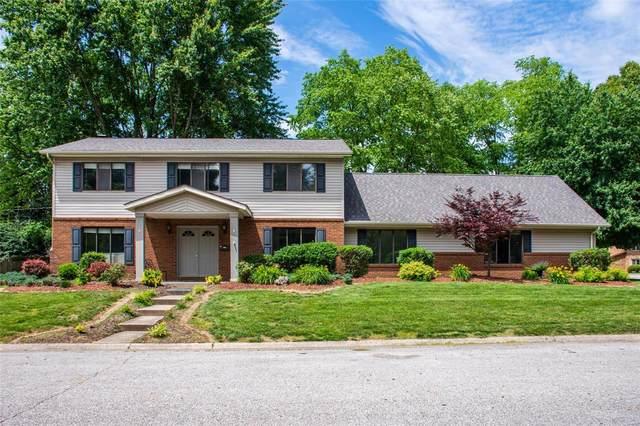 2 Deer Run, O'Fallon, IL 62269 (#20036619) :: The Becky O'Neill Power Home Selling Team
