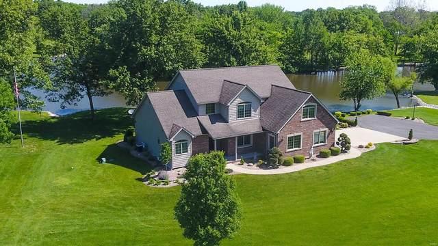148 Della Lane, STAUNTON, IL 62088 (#20036627) :: Tarrant & Harman Real Estate and Auction Co.