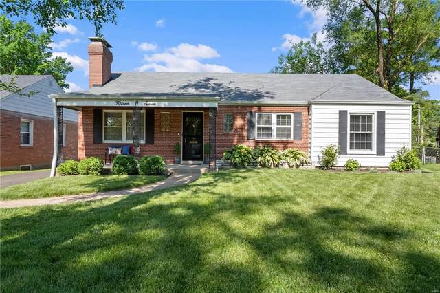 1507 S Rock Hill Road, Webster Groves, MO 63119 (#20036631) :: RE/MAX Vision