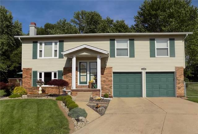 5152 Sheila Drive, Granite City, IL 62040 (#20036634) :: RE/MAX Vision