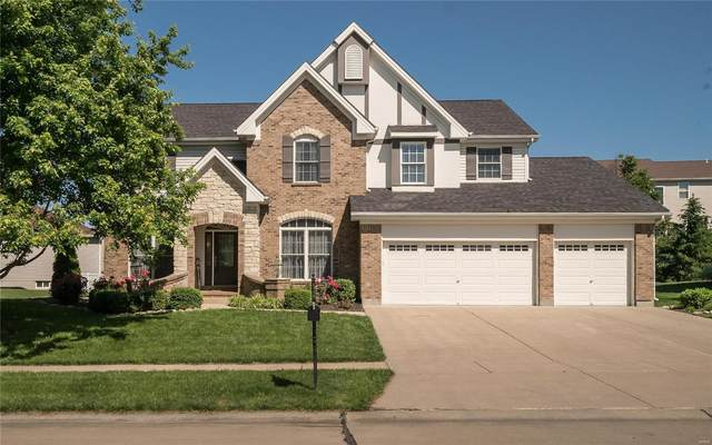 823 Harmony View, Saint Peters, MO 63376 (#20036651) :: Parson Realty Group