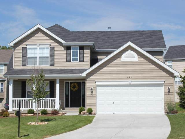 503 Brookside Forest Court, O'Fallon, MO 63366 (#20036665) :: Kelly Hager Group | TdD Premier Real Estate