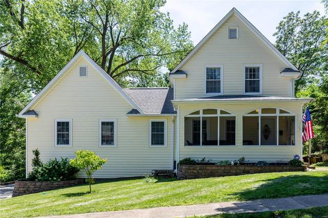 840 Clark Avenue, Webster Groves, MO 63119 (#20036668) :: RE/MAX Vision