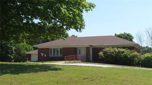 11318 State Route 21, Hillsboro, MO 63050 (#20036679) :: Parson Realty Group