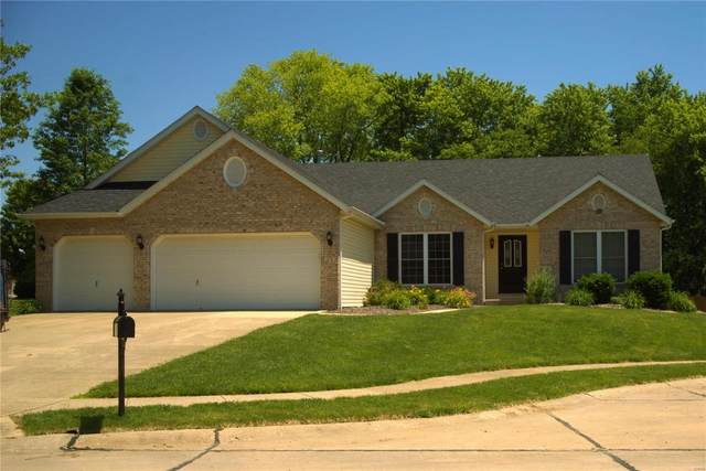 25 Sunset Chase, Troy, IL 62294 (#20036681) :: Fusion Realty, LLC