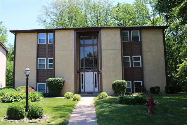 70 Devon Court A4, Edwardsville, IL 62025 (#20036686) :: Tarrant & Harman Real Estate and Auction Co.
