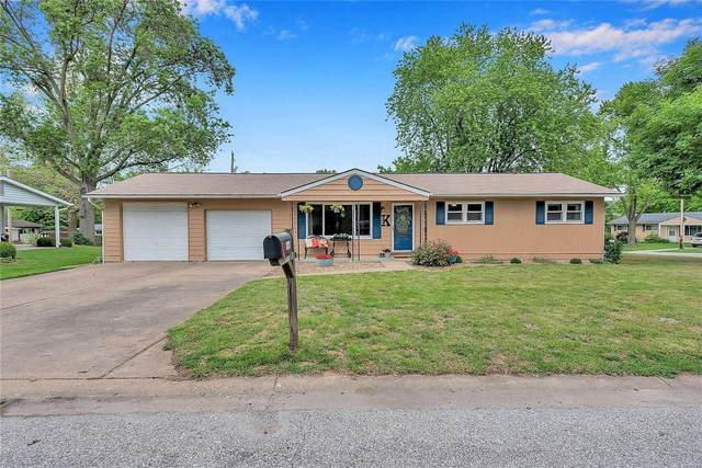 3338 Hannibal Drive, Saint Charles, MO 63301 (#20036687) :: Parson Realty Group
