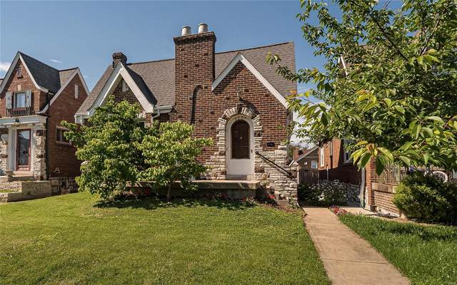 5227 Tholozan Avenue, St Louis, MO 63109 (#20036698) :: Kelly Hager Group | TdD Premier Real Estate
